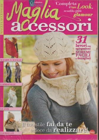 Maglia Accessori Pack. - n. 3 - bimestrale - ottobre - novembre 2018 -