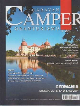 Caravan E Camper -  granturismo - n. 502 - ottobre 2018 - mensile