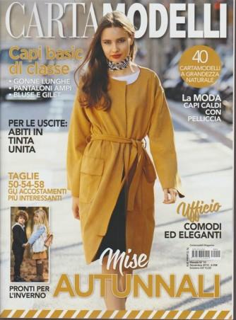 Cartamodelli Magazine - n. 10 - mensile - novembre 2018 -