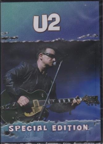 Music Talent Var.94 - Phenomenon & War Special edition - U2 - n. 6 - bimestrale - novembre - dicembre 2018 - rivista + DVD