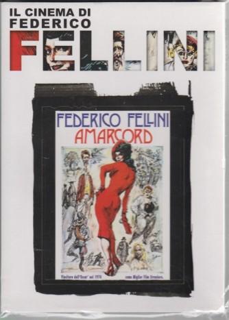 I film capolavoro di Federico Fellini - Amarcord - n. 8 - settimanale - novembre 2018