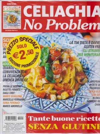 Celiachia No Problem - n. 1 - mensile - ottobre 2018