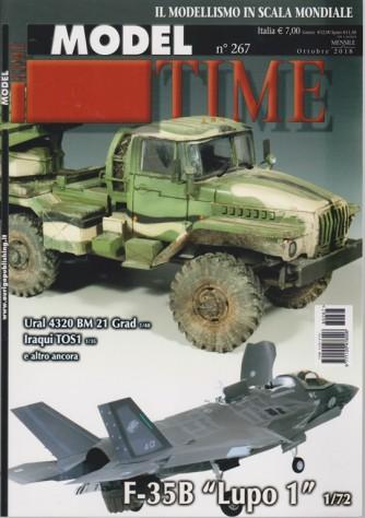 Model Time - n. 267 - ottobre 2018 - mensile