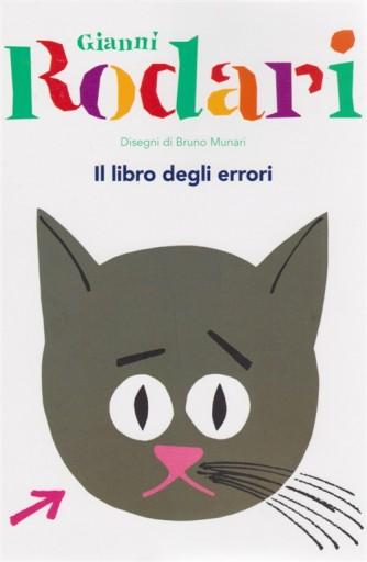 Gianni Rodari -  Il libro degli errori - n. 5 - settimanale -