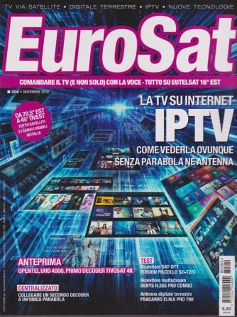 Eurosat - n. 304 - novembre 2018 - mensile
