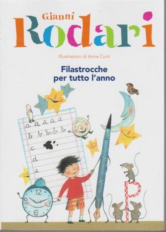 Le Grandi Collezioni - Filastrocche Per Tutti - Gianni Rodari - n. 7 - settimanale