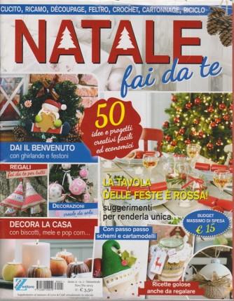 Natale fai da te - n. 1 - bimestrale - novembre - dicembre 2013 -