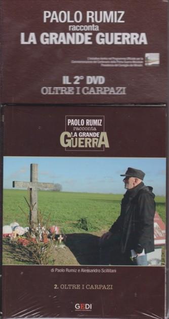 Paolo Rumiz Racconta  La Grande Guerra - il 2° dvd Oltre i Carpazi - settimanale - 14/11/2018
