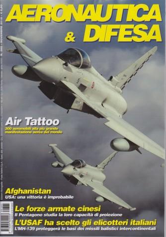 Aeronautica E Difesa - n. 385 - mensile - novembre 2018