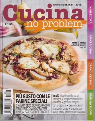 Cucina No Problem - n. 11 - novembre 2018 - mensile