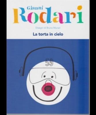 Le Grandi Collezioni - La Torta In Cielo - n. 8 - Gianni Rodari - settimanale
