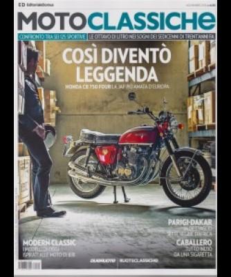 Motoclassiche - novembre 2018 - n. 102 - mensile