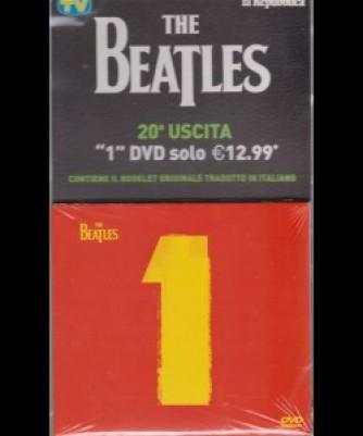 The Beatles - 20 uscita - 1 dvd- dicembre 2018 -