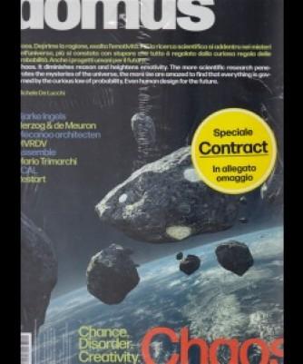 Domus - + Domus contract - n. 1029 - novembre 2018 - mensile - 2 riviste