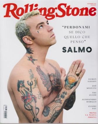 Rolling Stone - novembre 2018 - mensile -
