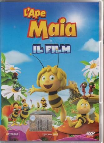 I Dvd Di Sorrisi - L'ape Maia - Il Film - settimanale - n. 19 - dicembre 2018