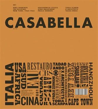 CASABELLA 881 gennaio 2018 - rivista mensile di architettura dal 1928