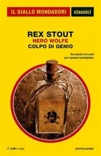 Colpo di genio per Nero Wolfe - Tre omicidi à la carte per il grande investigatore