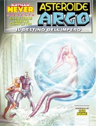 Asteroide Argo n.5 - Il Destino Dell'Impero - Annuale by Nathan Never