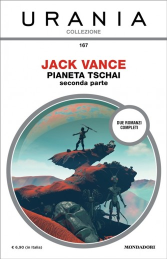 Urania Collezione 167: Pianeta Tschai (seconda parte) di Jack Vance