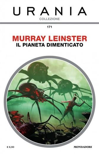 Libro il pianeta dimenticato di Murra Leinster