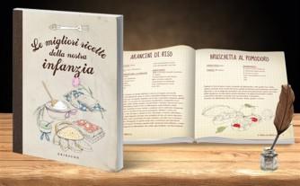 I libri di Confidenze - Le migliori ricette della nostra infanzia