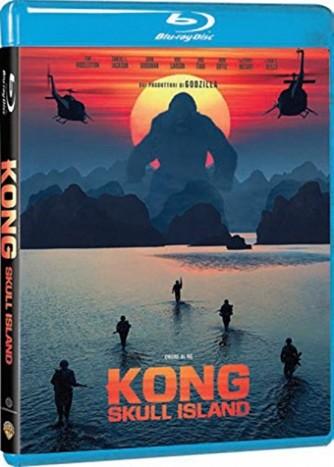 Kong: Skull Island (Blu-Ray di Panorama)