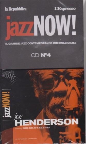 Jazz Now - Joe Henderson - cd n. 4 - settimanale - 6 novembre 2018 -