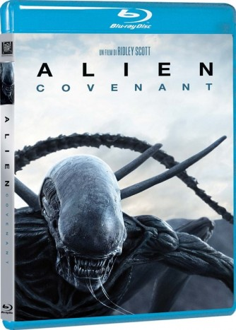 Alien: Covenant (Blu-ray di Panorama)