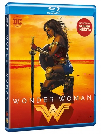 Wonder Woman (Blu-Ray di Panorama)