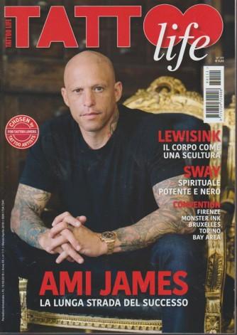 Tattoo Life - bimestrale n.111 Marzo 2018 Ami James la lunga strada del successo