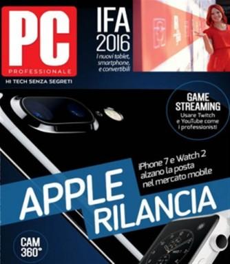 PC Professionale - mensile n. 307 Ottobre 2016