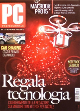 PC Professionale - mensile n. 309 Dicembre 2016