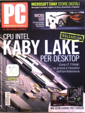 PC Professionale - mensile n. 310 Gennaio 2017