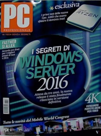 PC Professionale - mensile n. 313 Aprile 2017