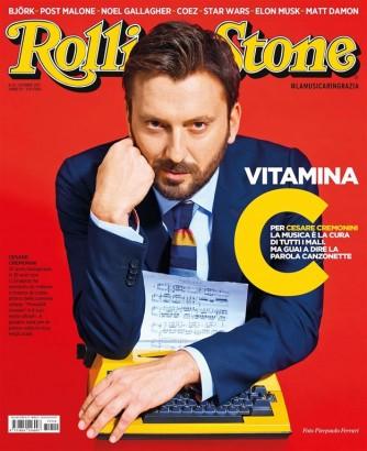 ROLLING STONE - nr.12 Dicembre 2017 Cesare Cremonini