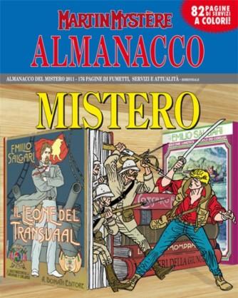 Martin Mistere Almanacco Mistero n.24 - Novembre 2011 annuale