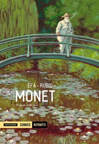 MONET di Efa, Salva Rubio by Mondadori Comics