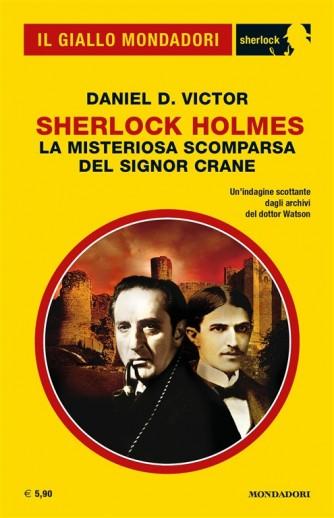 Il Giallo Mondadori Sherlock 29: La misteriosa scomparsa del Signor Crane