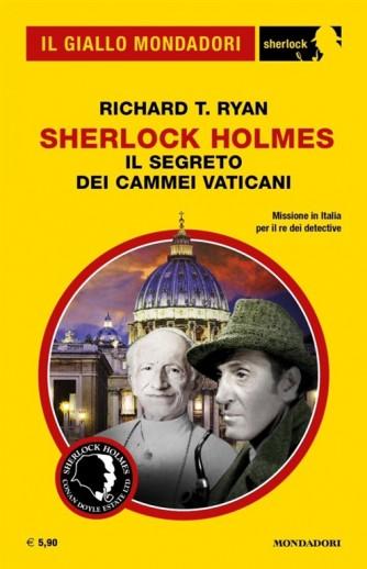Il Giallo Mondadori Sherlock 41: Sherlock Holmes e il segreto dei cammei vaticani