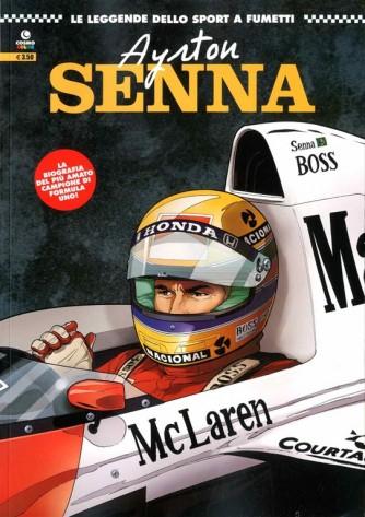 Almanacco Cosmo n.1 - Ayrton Senna  - La biografia del più amato campione di formula uno!