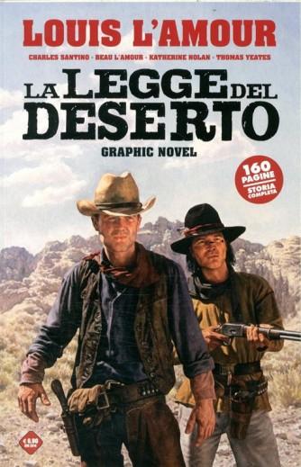 Almanacco Cosmo n.2 - La legge del deserto - 160 pagine storia completa