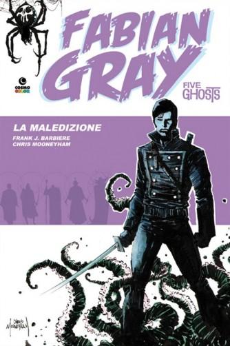 Almanacco Cosmo n.3 - Fabian Gray - Five Ghosts - La maledizione