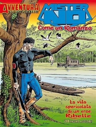 Mister No Avventura Magazine N°2 - Sergio Bonelli Editore