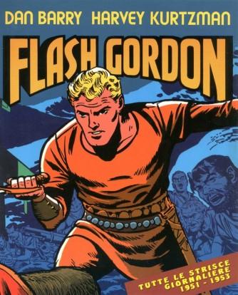 Flash Gordon - Novembre 1951 - Aprile 1953 - Cosmo Editoriale