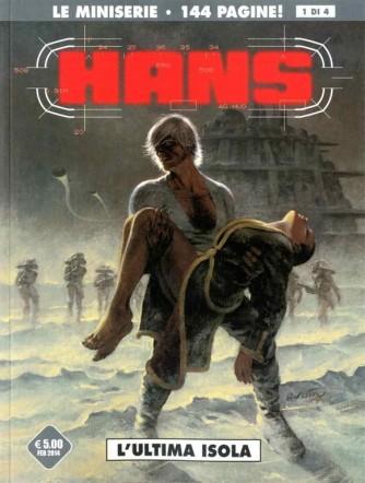 Cosmo serie grigia - Hans n° 1 - L'ultima isola