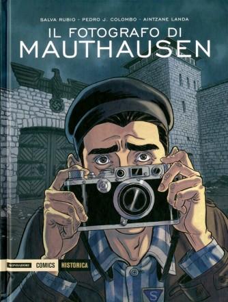 HISTORICA Special n° 5 - Il fotografo di Mauthausen - Mondadori Comics