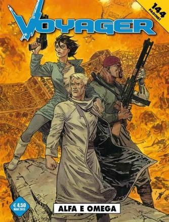Cosmo serie blu n° 6 - Voyager - Alfa e Omega - Cosmo Editore