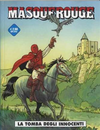 Cosmo serie blu n° 7 - Masquerouge - La tomba degli innocenti - Cosmo Editore
