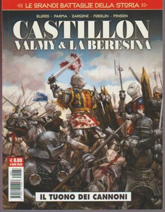 Cosmo Serie Rossa- le grandi Battaglie della Storia vol.4 - il tuono dei cannoni